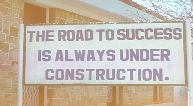MOOCs - The Road to succes is always under construction